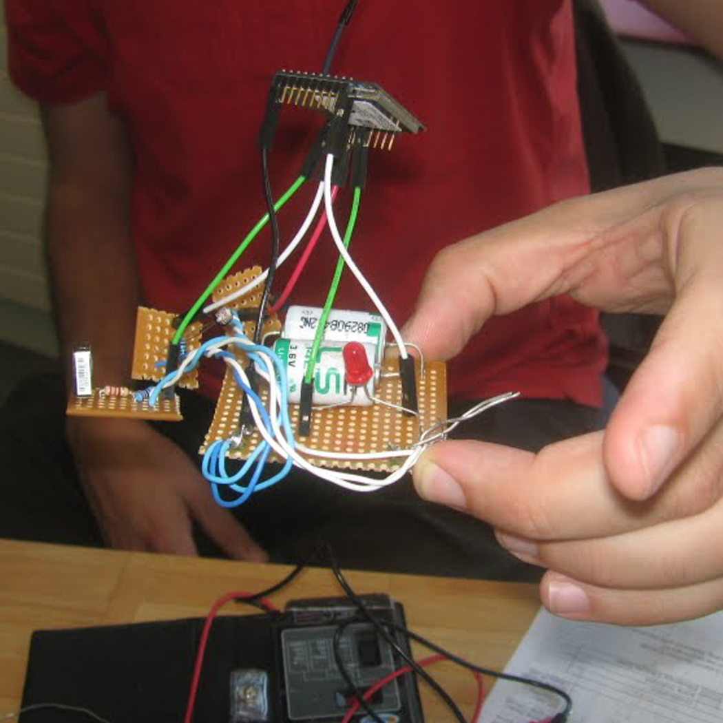 Eco-OS Workshop – Ecoid Prototype.