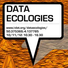 DATA ECOLOGIES Symposium/Lab