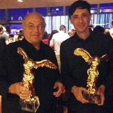 Roy Ascott wins at Prix Ars Electronica 2014