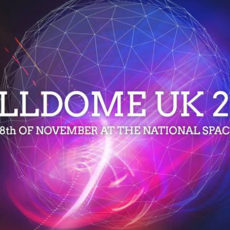 Fulldome UK 2014 – November 7 & 8, National Space Centre, Leicester