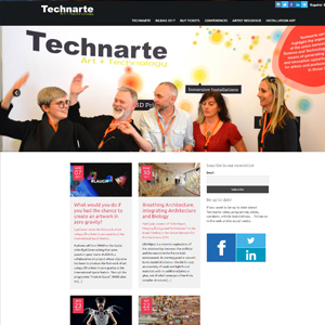 i-DAT and Tate at Technarte 2017 Bilbao