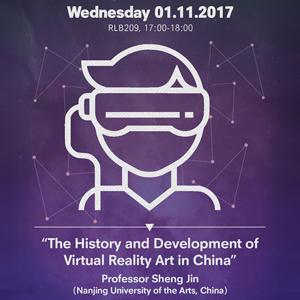 Virtual Reality Art in China