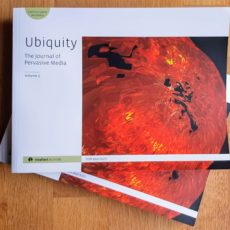 UBIQUITY: ISSUE #1: VOLUME 5.