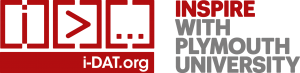 i-DAT Logo red_Inspire