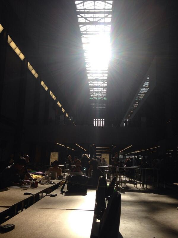 Turbine Hall at Hackathon